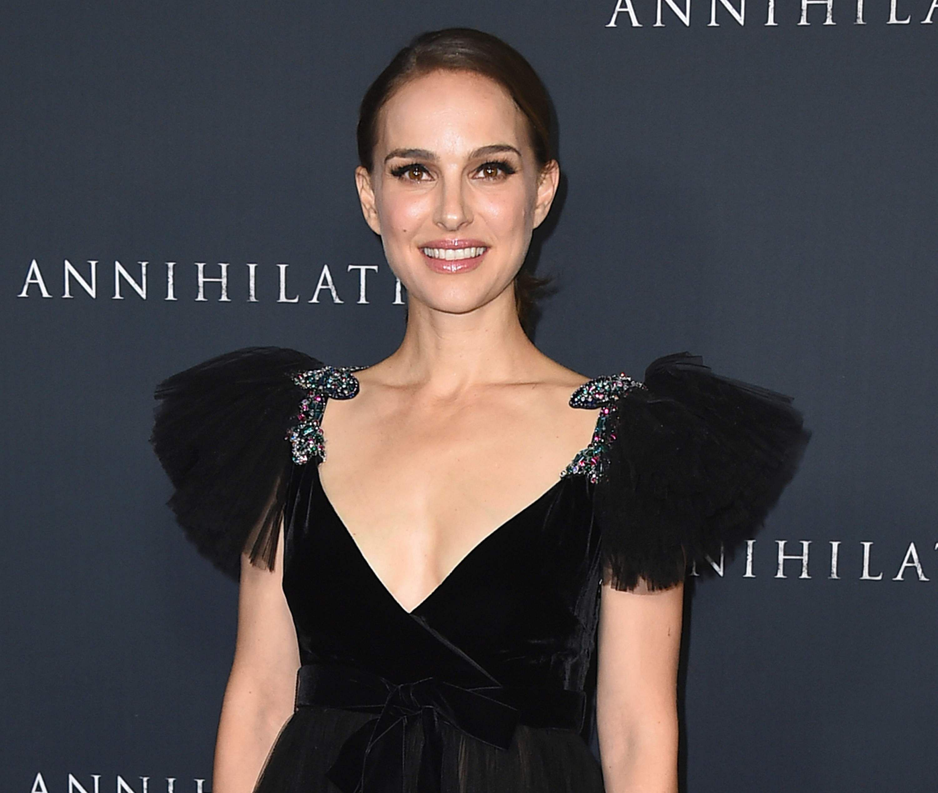 Natalie Portman pulls out of Israel awards ceremony over 'distressing recent events'