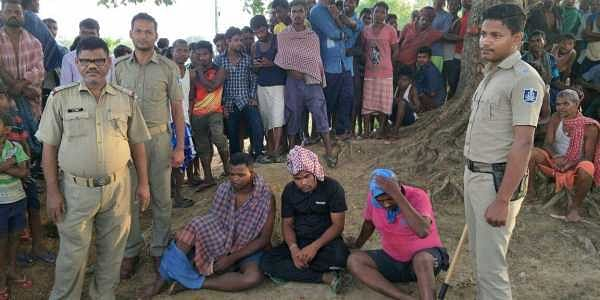 Police rescue three persons who were attacked for rape bid in Balasore district. | EPS