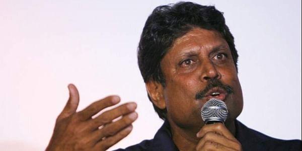 Former Indian cricket captain Kapil Dev (File | AFP)