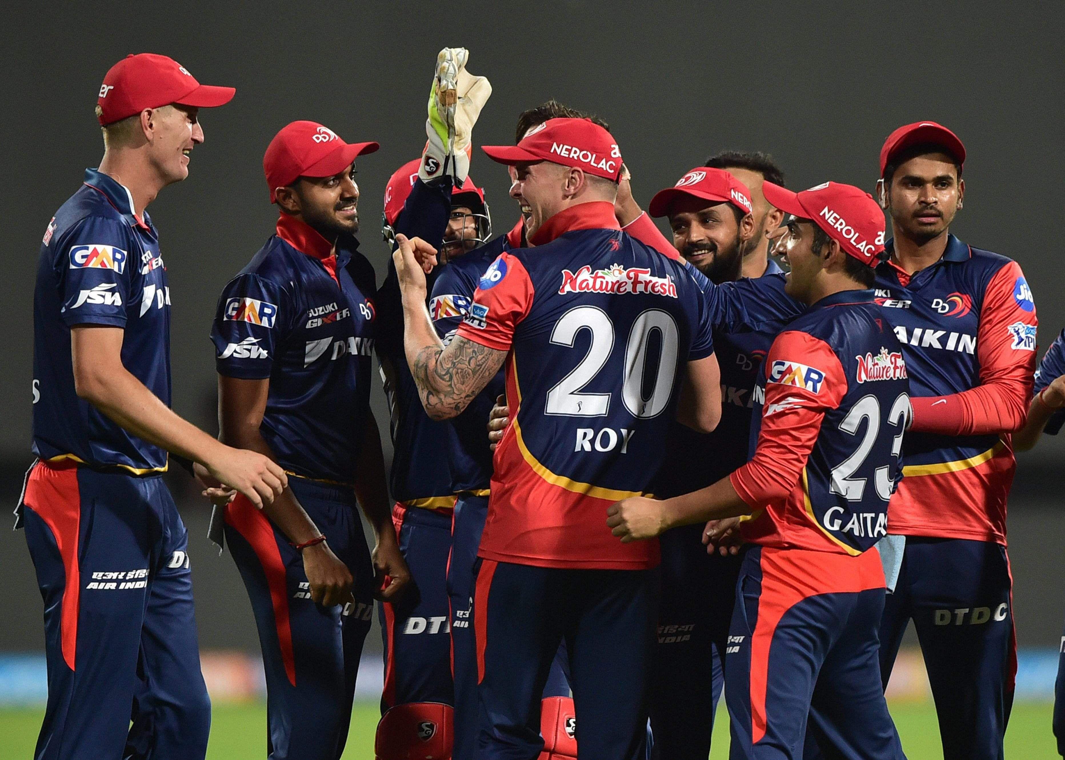 IPL 2018 : Delhi Daredevils to face Kings XI Punjab
