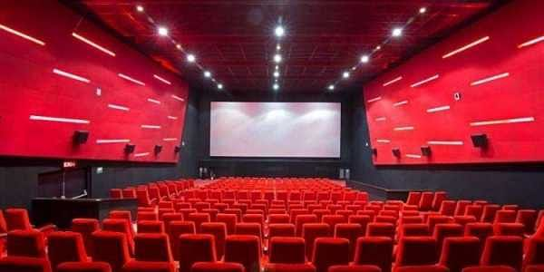 cinema hall, theatre, theater, film screen
