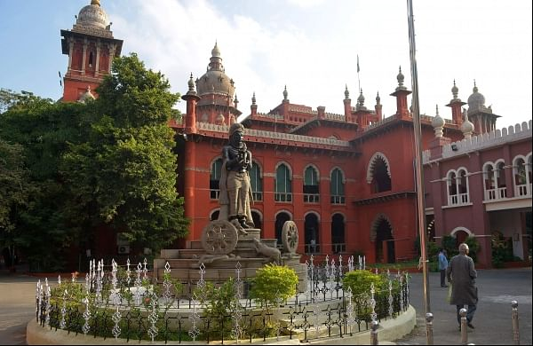 Madras High Court (File | EPS)