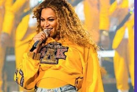 Beyonce & J Balvin Bring Brassy Performance of 'Mi Gente' to Coachella