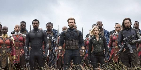 A still from the film ' Avengers: Infinity War'. ( Image Courtesy Twitter @MarvelStudios)