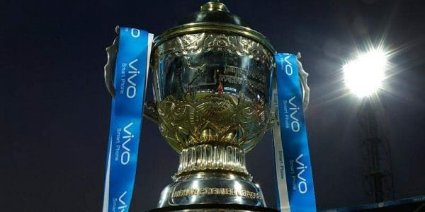 IPL trophy | File | PTI
