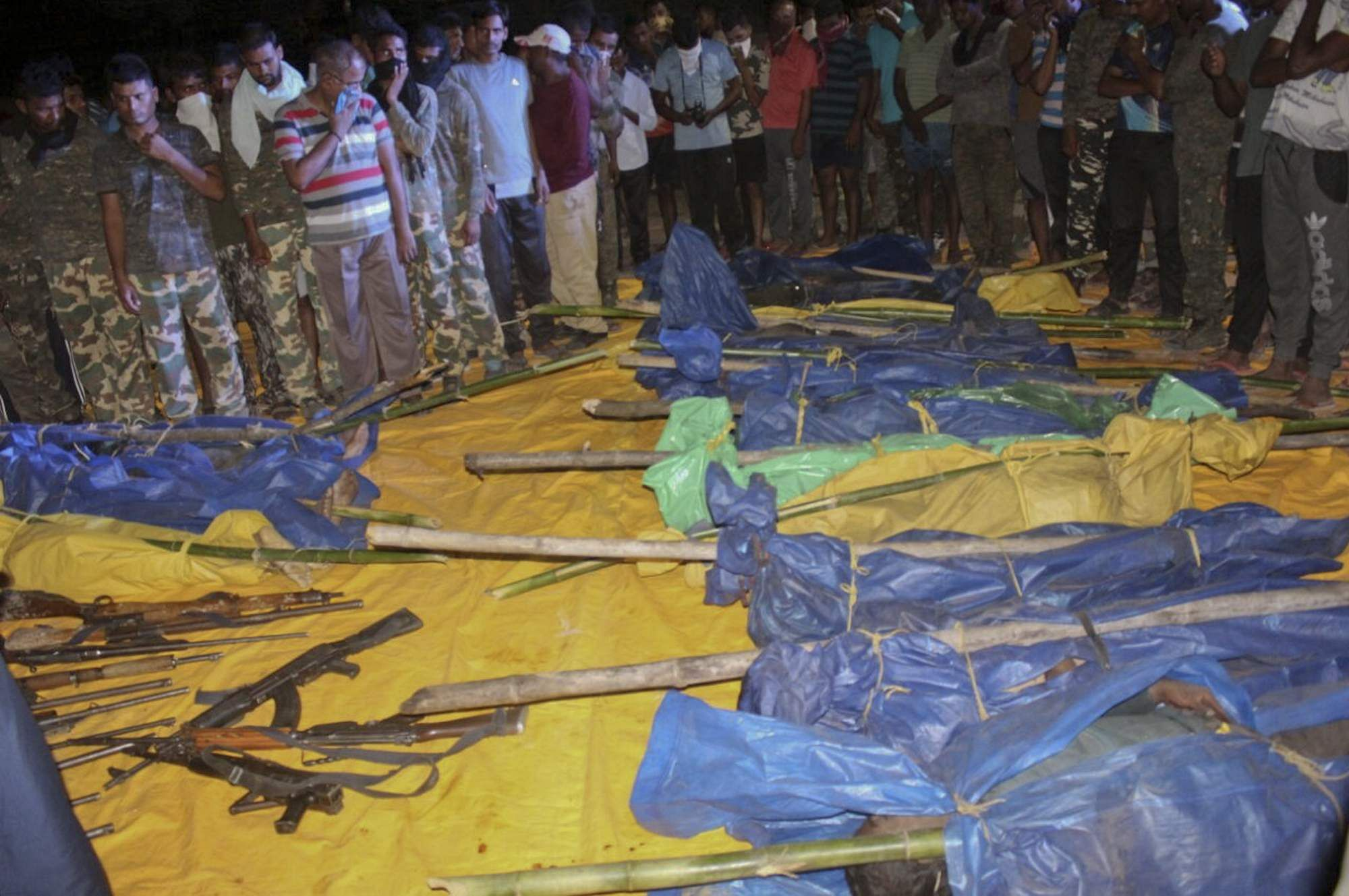 Gadchiroli: Police say they have killed six more Maoists in encounter