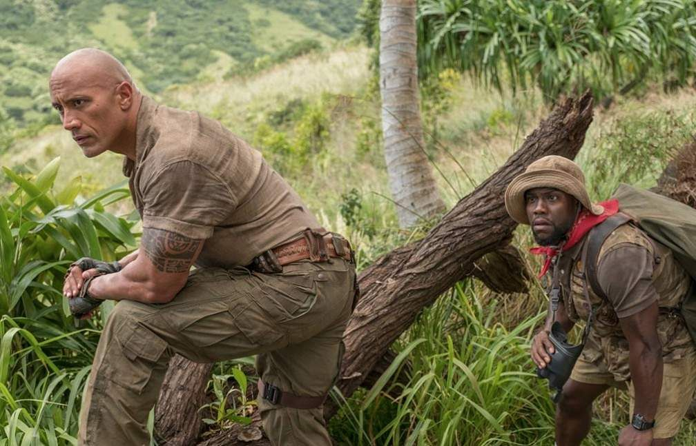 Jumanji Sequel Coming Next Year, The Rock Will Return