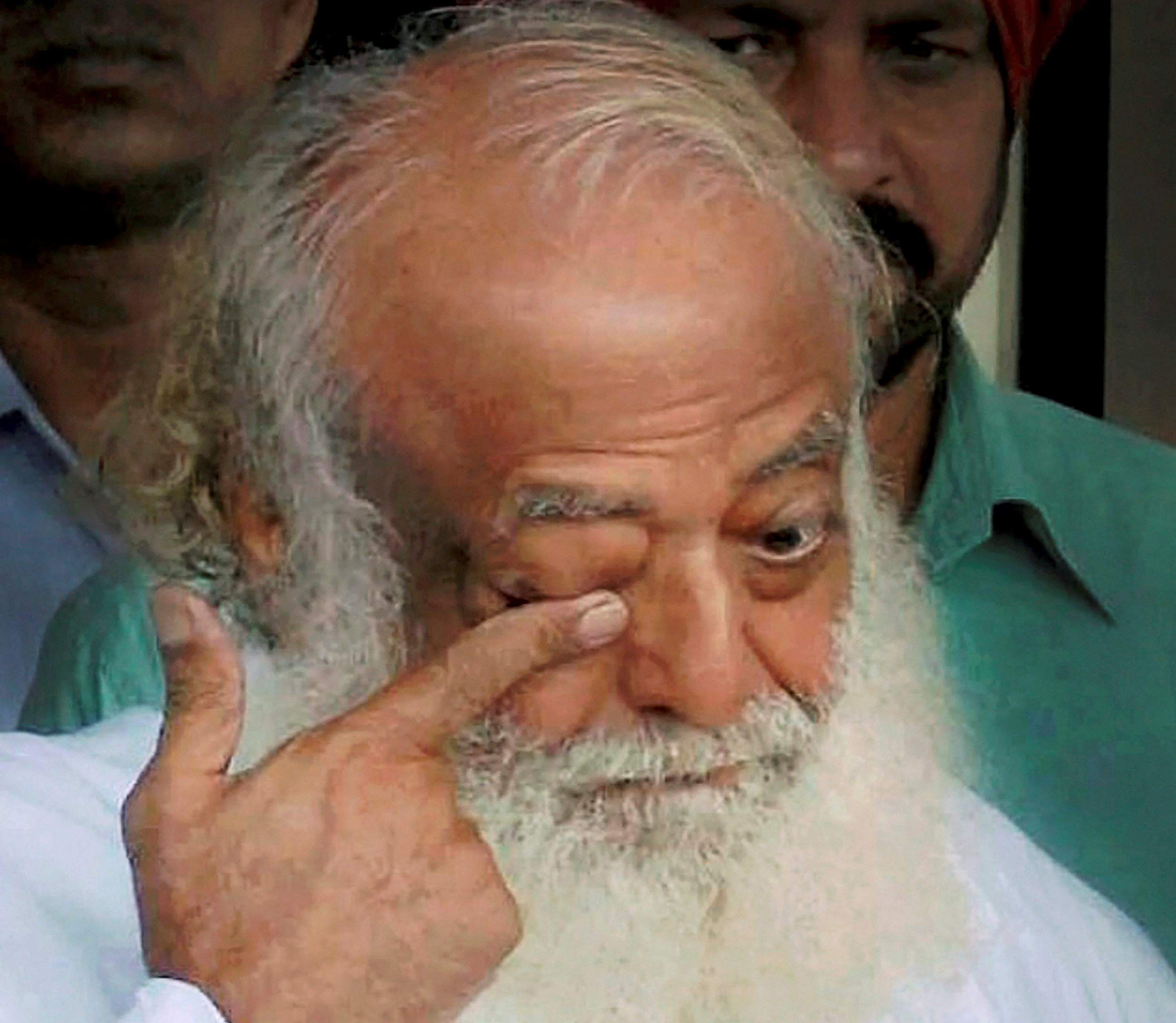 Self-styled Godman Asaram found guilty of raping teen in 2013