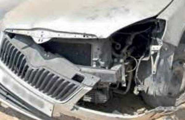 In increasing number of incidents, abandoned vehicles in the city are catching fire