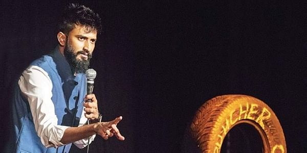 I like to keep my comedy to true life stories: Satish Perumal