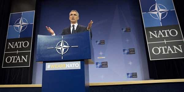Stoltenberg: NATO Foreign Ministers to address Ukraine's aspirations for membership