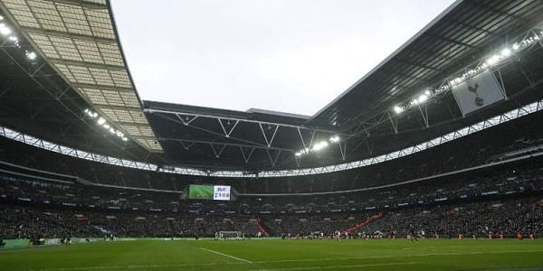 The Football Association revealed on April 26, 2018, that they have received an offer to buy iconic Wembley stadium. |AFP
