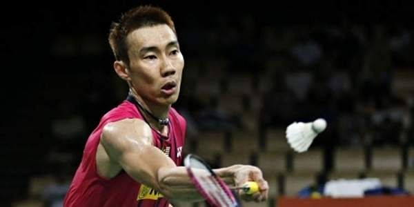 Lee falls as Tai reaches finals