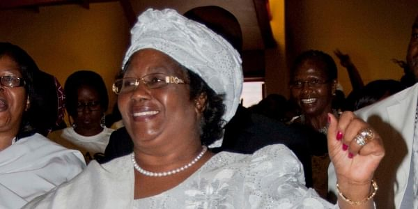 JB says she wanted to give Mutharika space