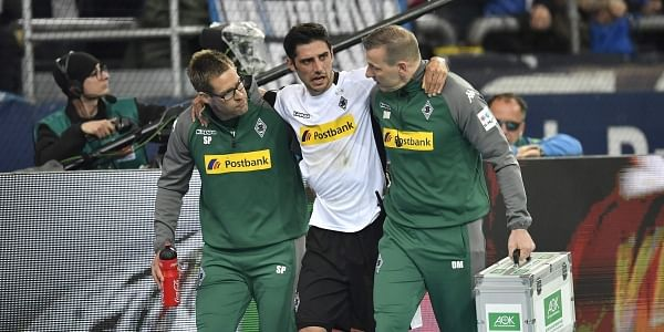 Germany's Lars Stindl to miss World Cup 2018 with ankle injury