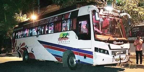 Bengaluru: Four 'fake' policemen hijack bus to recover loan