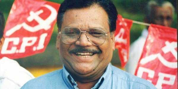 C Divakaran excluded from CPI National Council