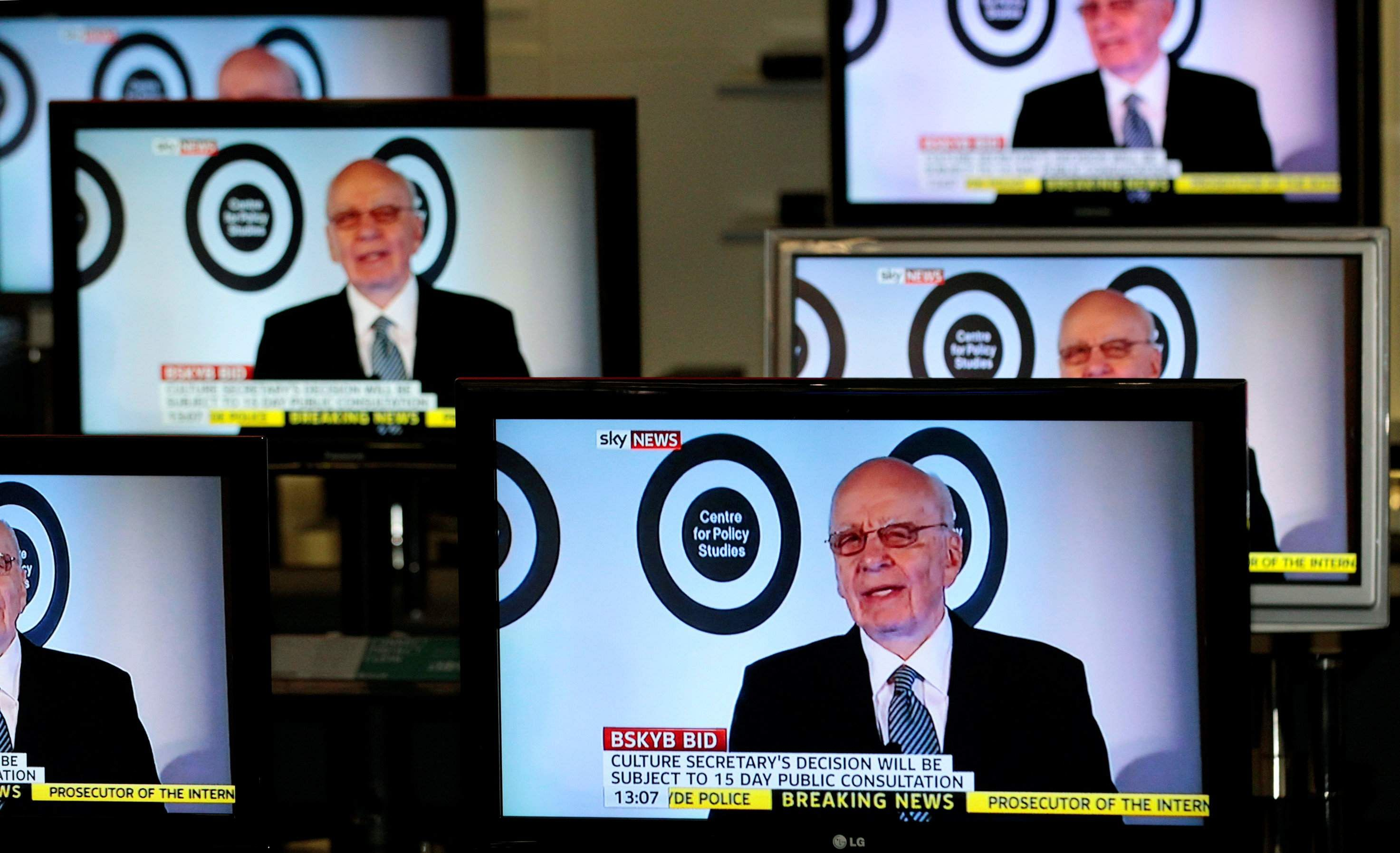 Sky News Is The Limit As This Power Struggle Unfolds