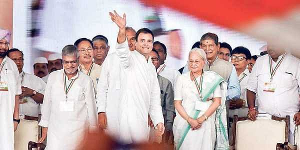 Siddaramaiah Govt Corrupt, Time to Make Karnataka Congress-free: Nirmala Sitharaman