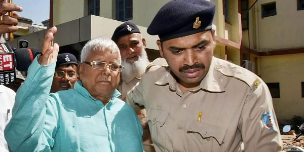 Lalu Prasad Yadav granted 3 days parole to attend son's marriage