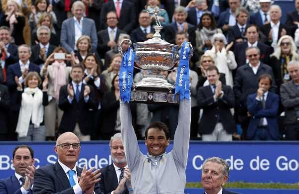 Rafael Nadal Wins 11th Barcelona Title Unbeaten In 46 Sets On Clay The New Indian Express