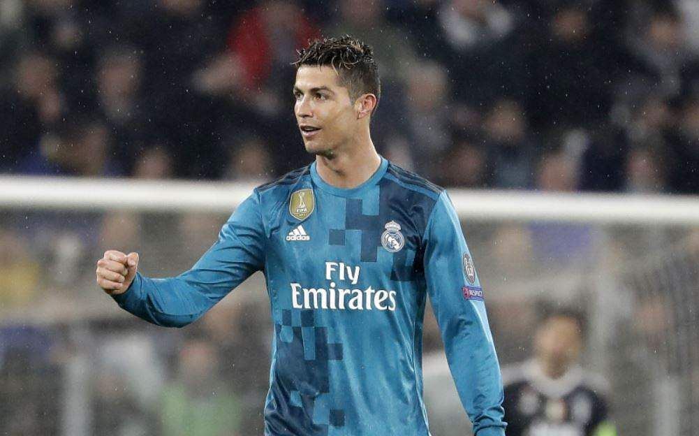 aed3de11143 Cristiano Ronaldo became the first player to score in 10 successive  Champions League games as he struck twice for holders Real Madrid in a 3-0  win at ...