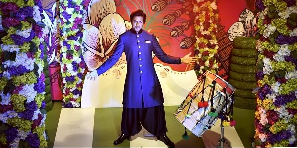 Bollywood superstar Shah Rukh Khan is the latest celebrity whose wax figure has been unveiled at Madame Tussauds. | PTI