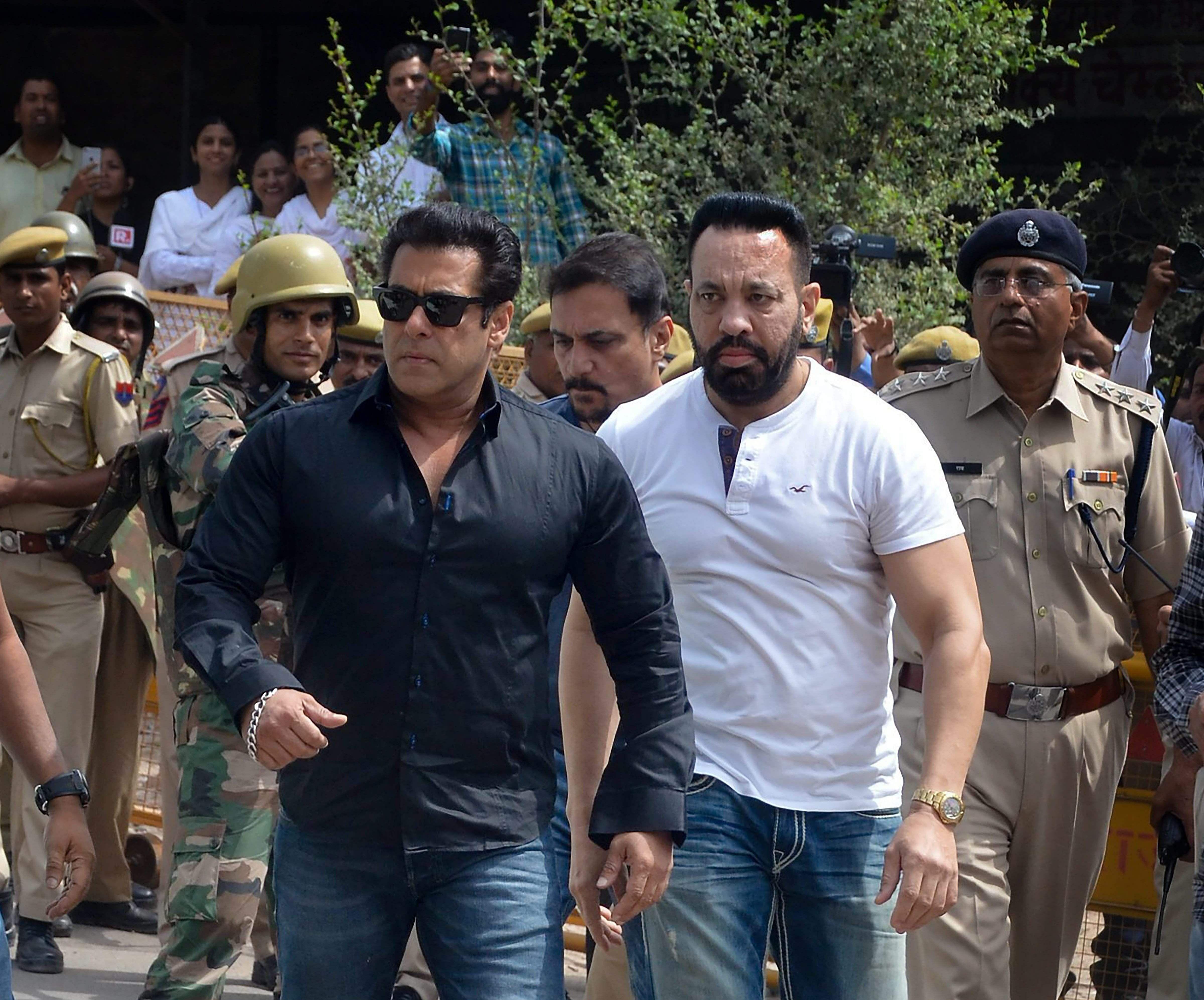 Salman Khan Lawyer Issues Statement