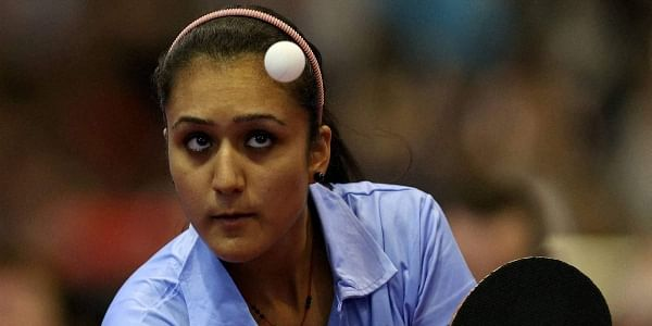 Manika Batra feels exposure camps abroad are helping paddlers. (File | PTI)