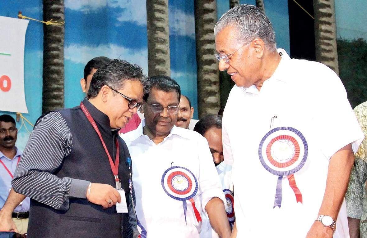 CM Pinarayi Vijayan tightens Vizhinjam deadline