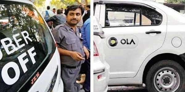 grab taxi india