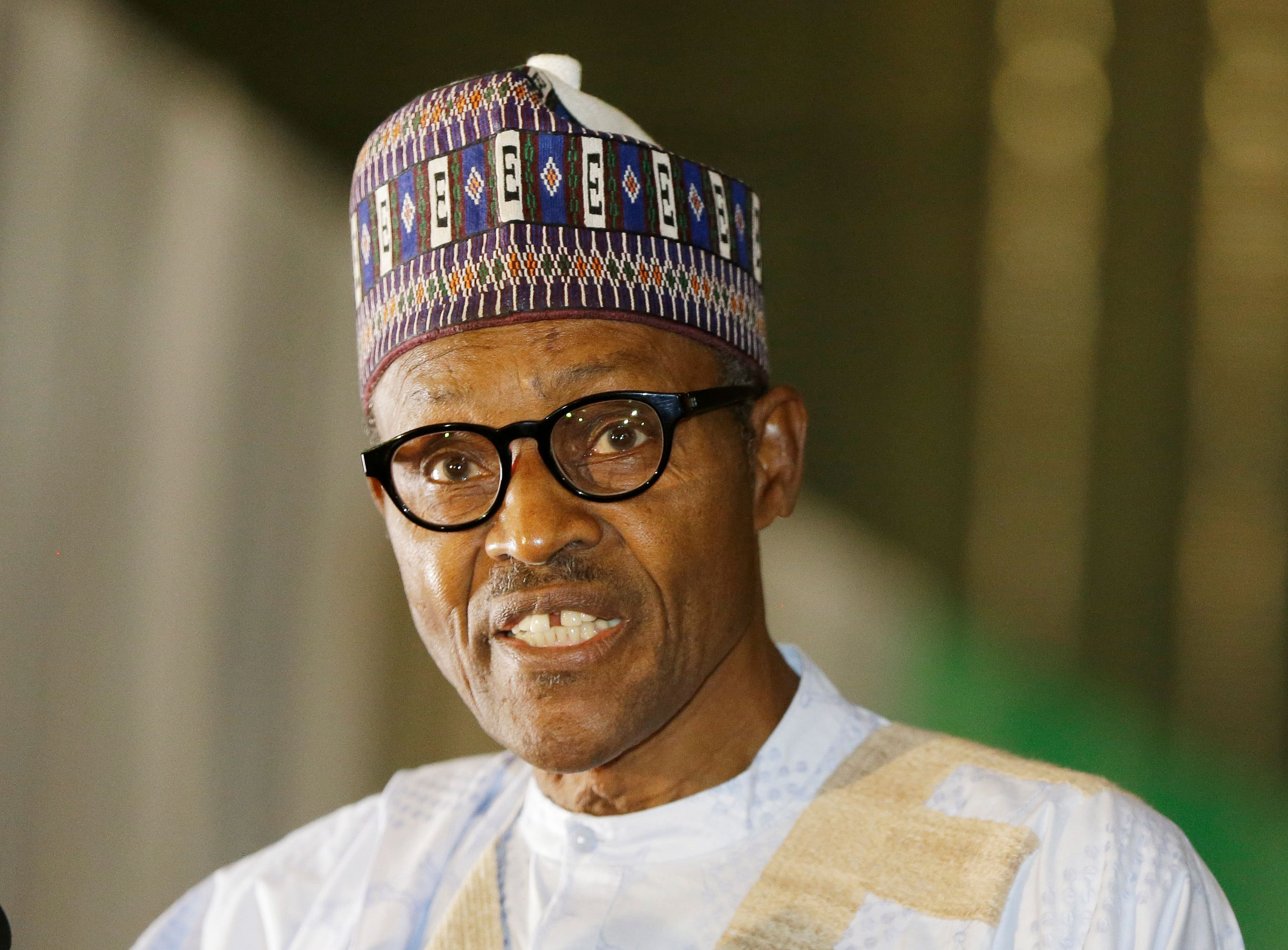 Nigerians respond to Buhari running for 2nd Term