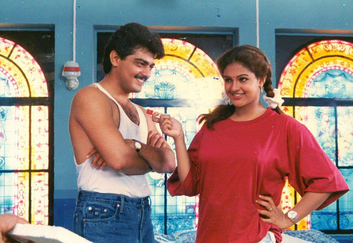 Happy birthday Thala: Here are some rare photos of actor Ajith on