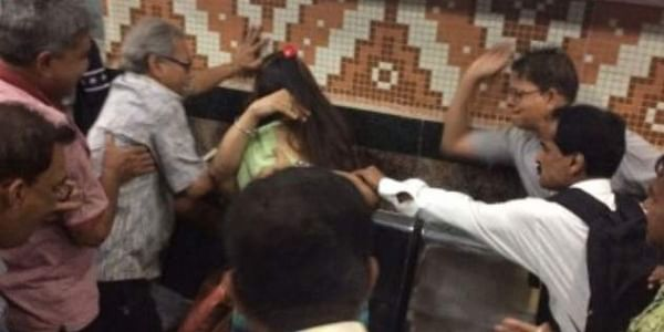 Couple abused, assaulted by passengers for hugging in Kolkata Metro