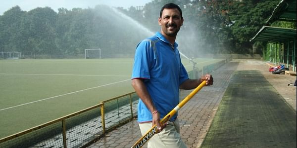 Harendra Singh named chief coach of men's hockey team