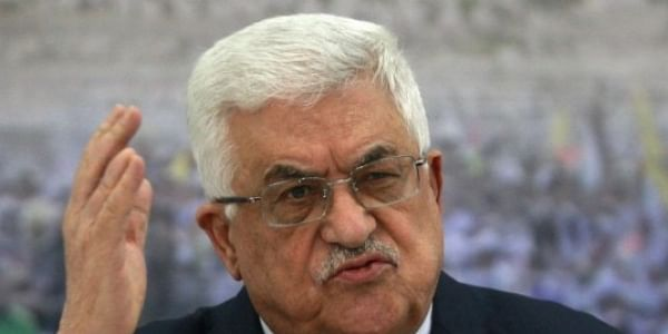 Palestinian official media: Japanese PM pledges not to move Israel embassy