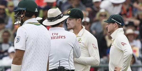 Cameron Bancroft tampered with the ball on Day 3 of the third Test in Cape Town and skipper Steve Smith admitted to the same at the end of day's play. (FILE | AP)