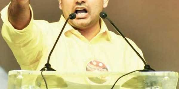 'Defeat BJP', Chandrababu Naidu appeals to Telugu people in Karnataka