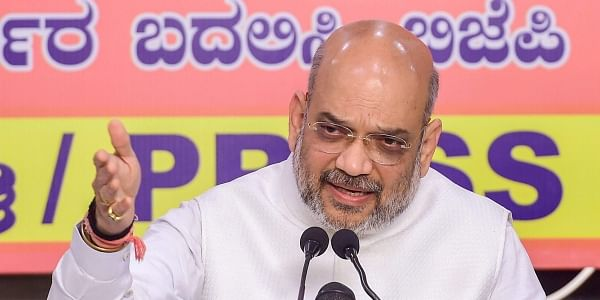 BJP-led govt in Goa will complete its tenure: Amit Shah