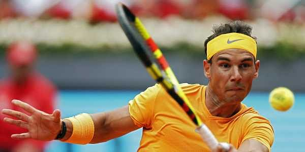 Nadal brushes off being labelled Madrid Open favourite