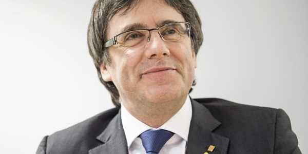 Former Catalan President renounces leadership from exile