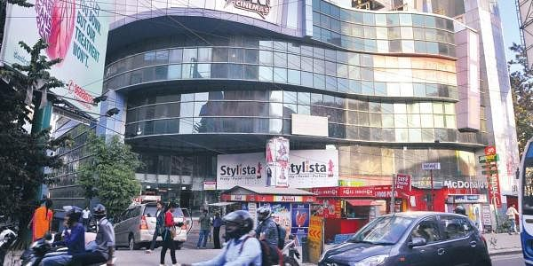 Four Hyderabad malls raided for norm violation