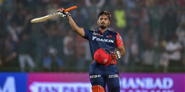 Youngster Rishabh Pant hits highest score by an Indian in T20 cricket during IPL game- The New Indian Express