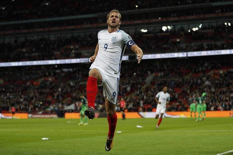 Harry Kane of England (AFP)