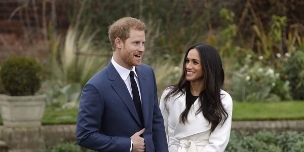 Prince Harry and Meghan Markle | File  AP