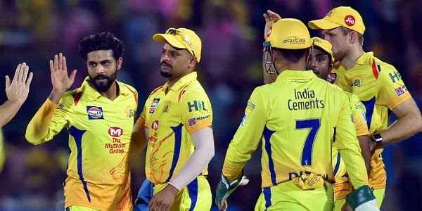 CSK v SRH : Battle to The TOP