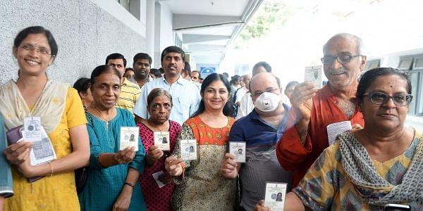 Counting of votes for K'taka Assembly polls begins