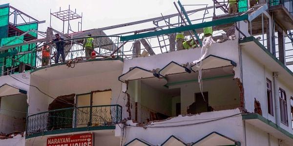 Himachal employee injured in shooting during Kasauli demolition drive dies