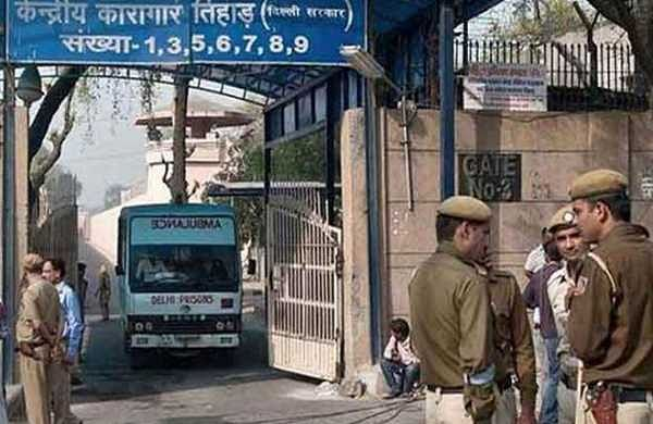 Tihar Jail (PTI file photo)