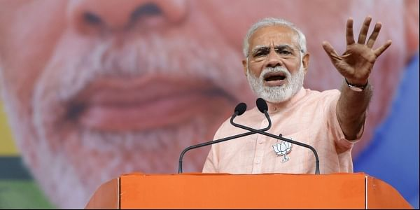 Complaint over Narendra Modi's 'language' during Karnataka election rally